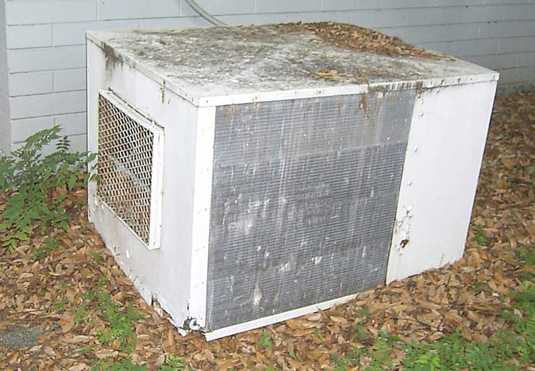 Fred S Ac Unit Old And New